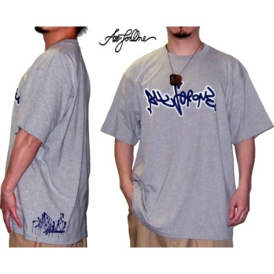 【AFO BASIC】 PHAT CLASSIC Tシャツ【グレー】【ゆうパケット配送対象商品】