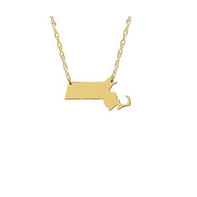 レディース アクセサリー  Jane Basch 14K 50 States Necklace