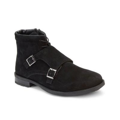 リザーブド フットウェア ブーツ&レインブーツ シューズ メンズ Men's The Camolin Boot Black