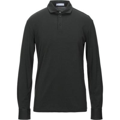 クルチアーニ CRUCIANI メンズ ポロシャツ トップス polo shirt Dark green