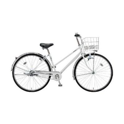 【防犯登録サービス中】送料無料 ブリヂストン 自転車 ロングティーン LG60S PXシャンパンホワイト
