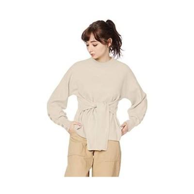 [ジル バイ ジルスチュアート] セーター ライトフォックス10% ニット レディース (オートミール Free Size)