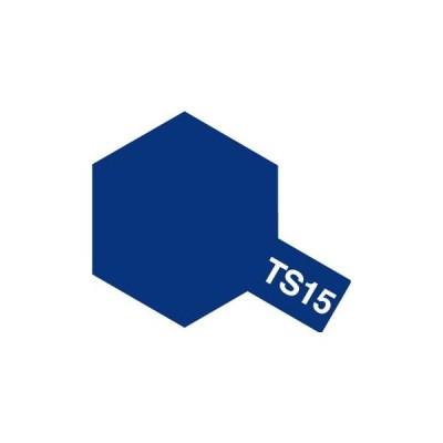 タミヤカラースプレー TS15 ブルー 《塗料》