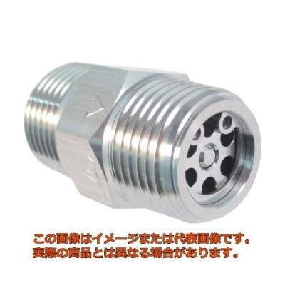 ASOH エーチェック SUS製チェックバルブ 外ネジ×外ネジ型 R3/8 AT8033