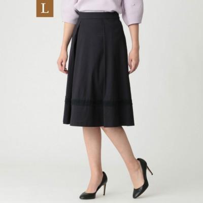 【L】バイオリネンボリュームスカート