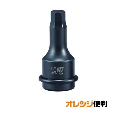 京都機械工具 KTC 12.7sq. インパクトレンチ用ヘキサゴンレンチ BTP4-06AP 【160-9553】