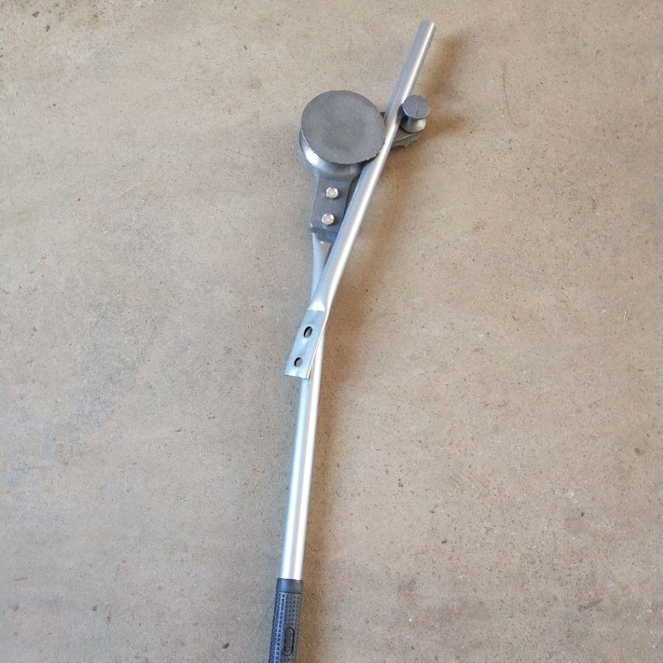 彎管器  彎管機 PVC管KBG管JDG管電線穿線管手柄式彎管器可以彎16 20 25管