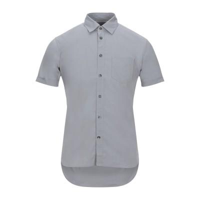 シーピーカンパニー C.P. COMPANY シャツ グレー S コットン 72% / ナイロン 25% / ポリウレタン 3% シャツ