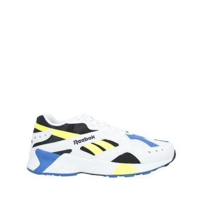 リーボック REEBOK スニーカー&テニスシューズ(ローカット) ホワイト 7.5 紡績繊維 スニーカー&テニスシューズ(ローカット)