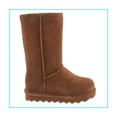 【新品】BEARPAW Women's ELLE Tall Fashion Boot, Hickory (9)(並行輸入品)