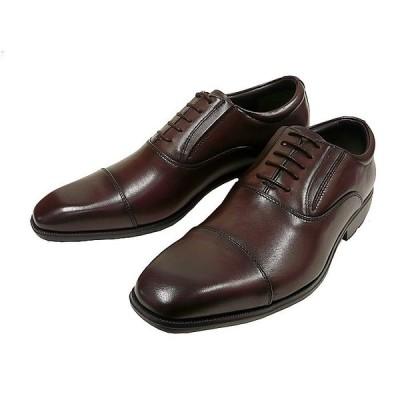 UPレノマ 紳士靴 ビジネスシューズ u7530 ダークブラウン