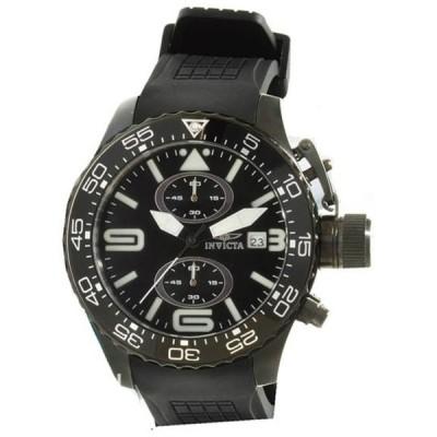 インビクタ Invicta インヴィクタ 男性用 腕時計 メンズ ウォッチ クロノグラフ ブラック 11778