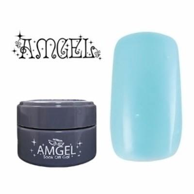 ジェルネイル セルフ カラージェル アンジェル AMGEL カラージェル AG1019 おそら 3g