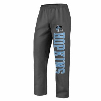 Fanatics Branded ファナティクス ブランド スポーツ用品  Fanatics Branded Johns Hopkins Blue Jays Charcoal Sideblocker Fleece Pant