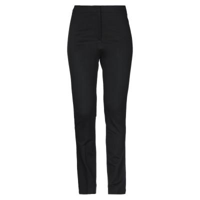 QL2  QUELLEDUE パンツ ブラック 40 レーヨン 84% / ナイロン 11% / ポリウレタン 5% パンツ
