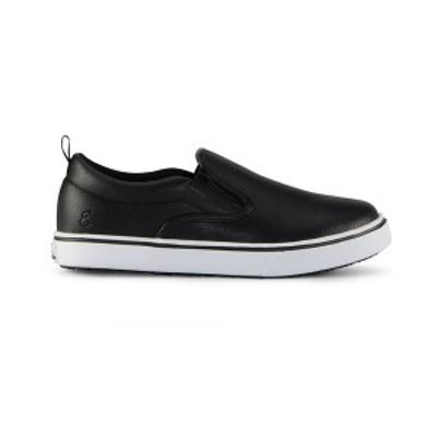 エメリルラガッセ レディース スニーカー シューズ Women's Royal Ez-Fit Slip-Resistant Sneakers Black