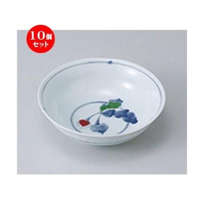 10個セット 中鉢 錦かぶ煮物鉢 [ 15.5 x 4.5cm ] 【 料亭 旅館 和食器 飲食店 業務用 】