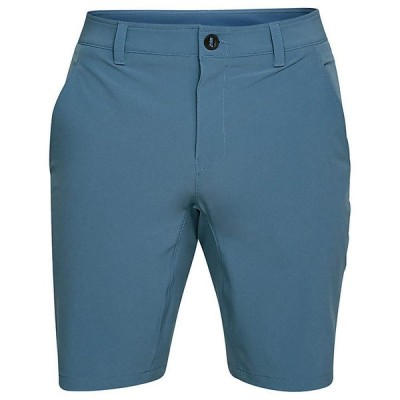 アンダーアーマー ハーフ&ショーツ メンズ ボトムス Under Armour Men's UA Mantra Short Bass Blue / Moroccan Blue