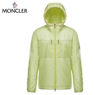 MONCLER モンクレール 2 MONCLER 1952 LAFOND ダウンジャケット メンズ Jaune fluorescent イエロー 2019年春夏