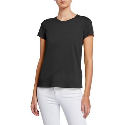 ラファイエットワンフォーエイト レディース Tシャツ トップス Modern Short-Sleeve Cotton Jersey Tee