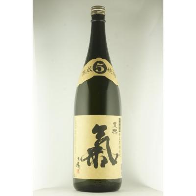 薩摩 氣 豊楽 5年熟成 黒糖焼酎 1800ml