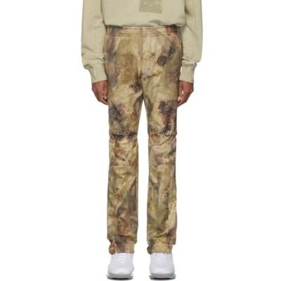 アリクス 1017 ALYX 9SM メンズ ボトムス・パンツ Green Camo Gaiter Trousers Green