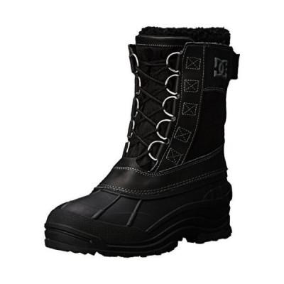 DC ブーツ DC Rodel Waterproof ブーツ メンズ スノー ブーツ Black