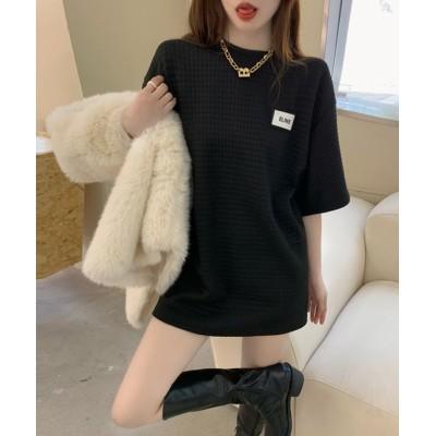 【ガーリードール】 Tシャツ レディース ブラック F Girly Doll