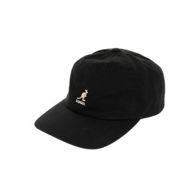 カンゴール(KANGOL) 帽子 メンズ キャップ ベースボールキャップ 105169002 BLK 日よけ (メンズ)