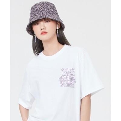 tシャツ Tシャツ 【TARGETTO 】スラピィワキィ ティーシャツ / SLOPPY WACKY TEE SHIRT