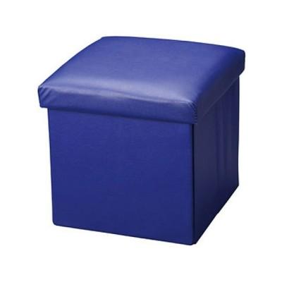【バックヤードファミリー】 収納ボックスチェア ユニセックス ブルー 収納ボックス BACKYARD FAMILY