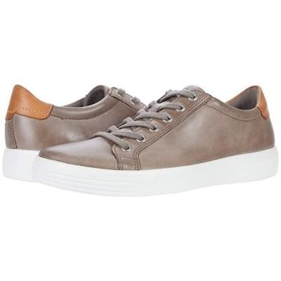 エコー Soft Classic Sneaker メンズ スニーカー 靴 シューズ Dark Clay/Lion