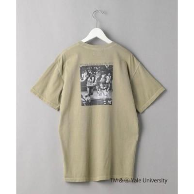 tシャツ Tシャツ 【別注】<YALE UNIVERSITY>プリントTシャツ