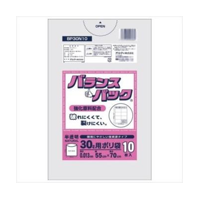 オルディ バランスパック30L 半透明10P×100冊 10791202 (APIs)
