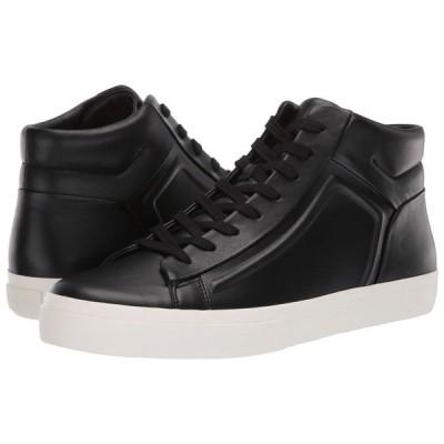 ヴィンス Vince メンズ スニーカー シューズ・靴 Fynn Black Glove Nappa Leather