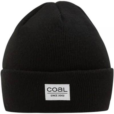コール Coal Headwear レディース ニット ビーニー 帽子 Standard Beanie Black