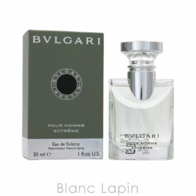 ブルガリ BVLGARI ブルガリプールオムオードトワレエクストレームスプレー EDT 30ml [833892/111574/833847]