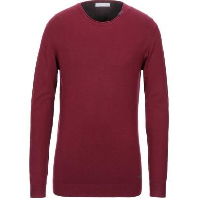 センス SSEINSE メンズ ニット・セーター トップス sweater Maroon