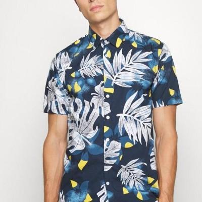リンドバーグ メンズ シャツ Shirt - blue