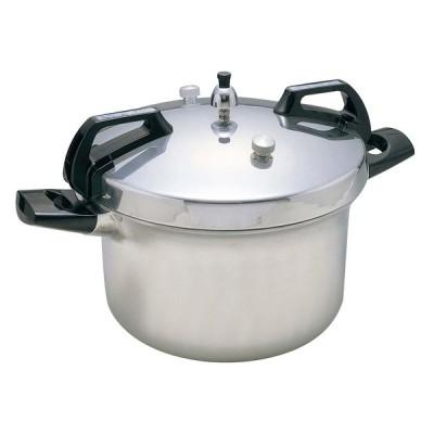 ヘイワ アルミ 両手 圧力鍋 PCD−10W