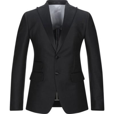 ディースクエアード DSQUARED2 メンズ スーツ・ジャケット アウター blazer Black
