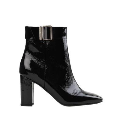 TOMMY HILFIGER ショートブーツ ファッション  レディースファッション  レディースシューズ  ブーツ  その他ブーツ ブラック