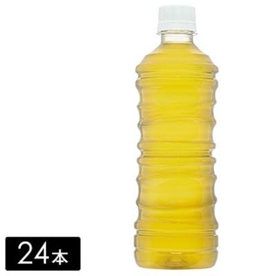 綾鷹 緑茶 ラベルレス 525mL×24本