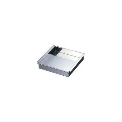 18-8 アルゴン溶接玉子豆腐器東27cm CD:046024