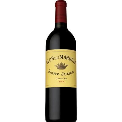 ■ クロ デュ マルキ ド シャトー レオヴィル ラス カーズ [2018] ≪ 赤ワイン ボルドーワイン ≫