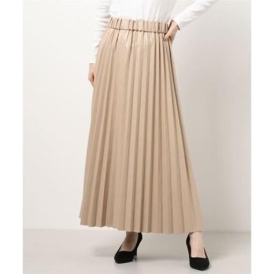 スカート ≪arrive 5e≫フェイクレザー(合皮)スカート