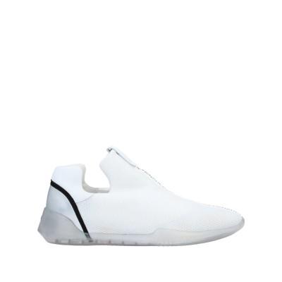 VIC MATIĒ スニーカー&テニスシューズ(ローカット) ホワイト 36 紡績繊維 / 革 スニーカー&テニスシューズ(ローカット)