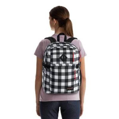 ジャンスポーツ メンズ バックパック・リュックサック バッグ JanSport Main Campus Backpack BUFFALO CHECK MIX
