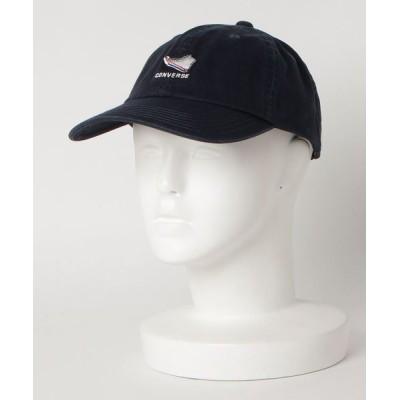 OVERRIDE / CN SHOES LOGO C.TWILL 6P CAP MEN 帽子 > キャップ