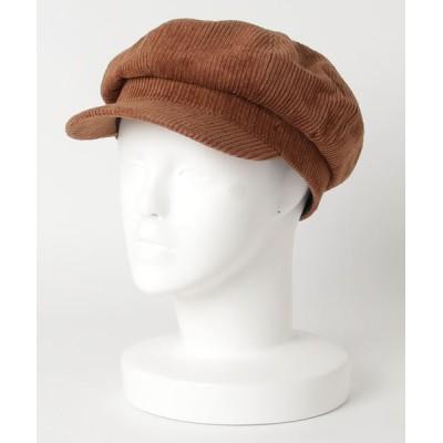 SPIGA / コーデュロイキャスケット WOMEN 帽子 > キャスケット